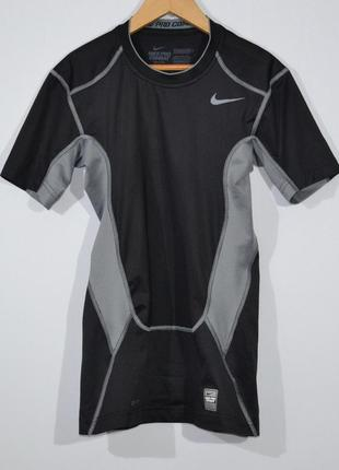 Футболка nike dri-fit pro combat t-shirt