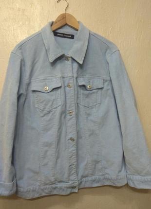Вельветова стрейчева куртка