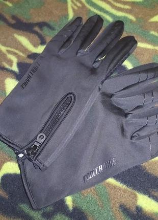 Перчатки windstoper coolchange.