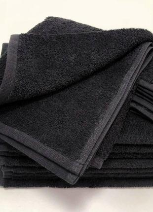 Махровое полотенце, лицевое