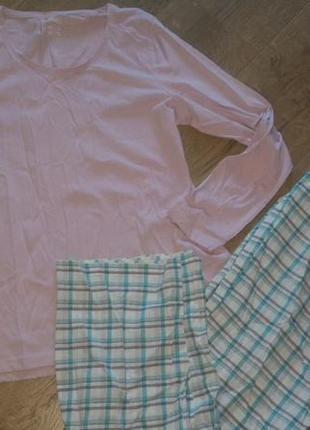 Новая женская пижама из хлопка.esmara.германия.евро 44-46 наш 50-52