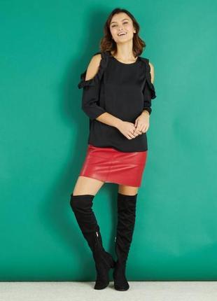 Атласная женская блуза французского бренда kiabi m, сток европа оригинал