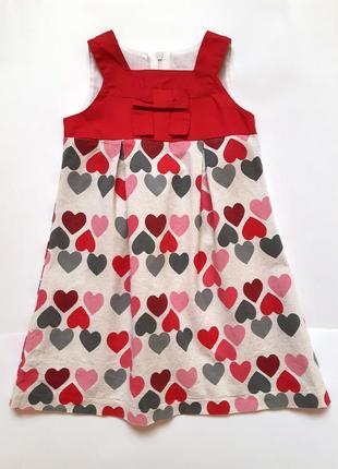 Льняное платье сарафан jeudi apres midi (paris)