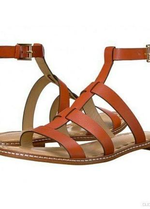 Кожаные сандали michael kors