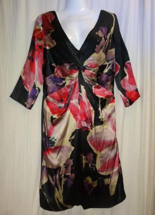 Вечернее платье coast шелк натуральный