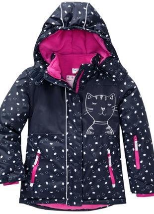 Новая зимняя термо куртка тополино topolino германия р. 116, 122, 128