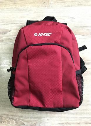 Маленький спортивный рюкзак hi-tec рюкзачок для спорта
