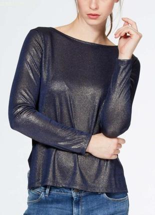 Блуза лонгслив в рубчик kiabi , m, оригинал франция сток европа