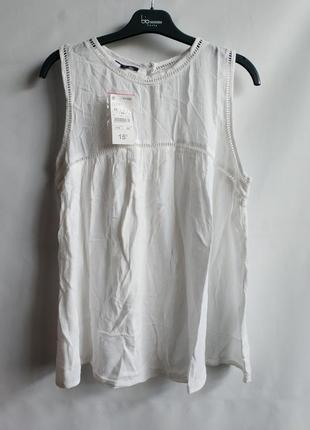 Брендовая блуза kiabi, xl, оригинал франция европа