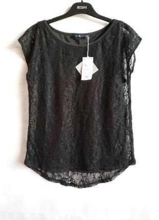 Брендовая женская блуза  kiabi, м, оригинал франция сток