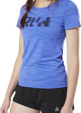 Четкая футболка для бега от reebok