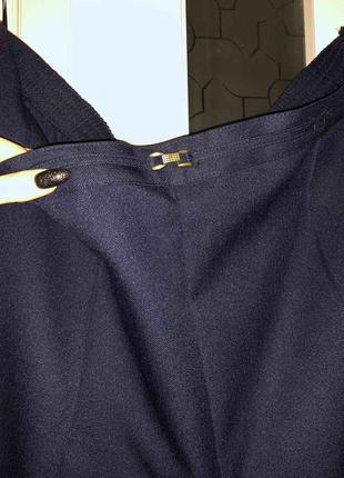 Темно синие брюки. поб 72+