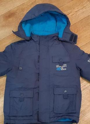 Стильная осенне-весенняя куртка bpc