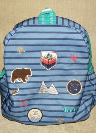Отличный рюкзак hanna andersson для мальчика