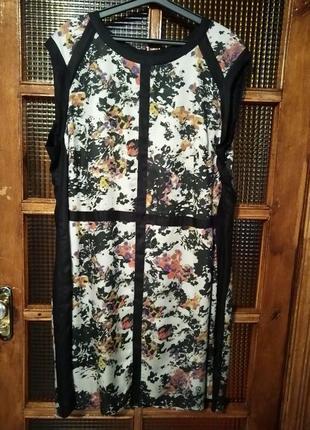 Платье bona parte. р-р:24,50(ев) 56-58(наш). цена-200грн.