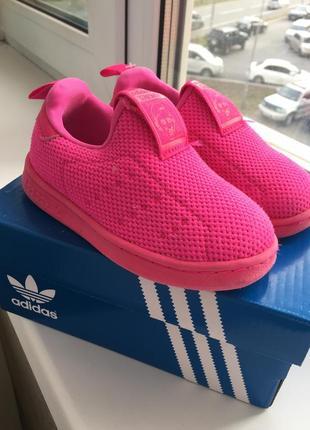 Кроссовки мокасины adidas