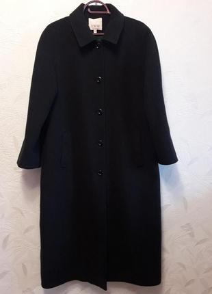 Пальто, 52-54, шерсть, полиэстер, ewm