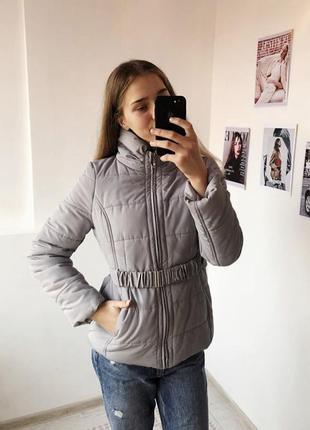 Дута куртка f&f
