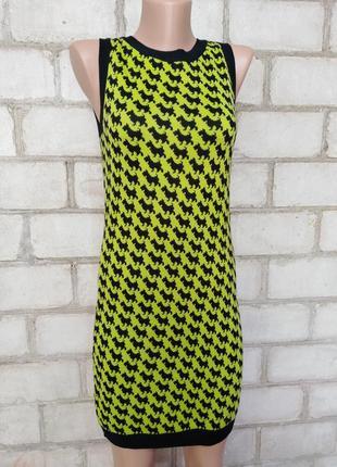 Классное яркое платье чулок туника