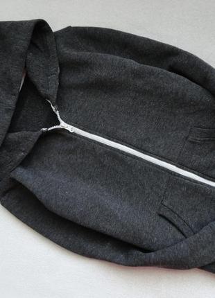 Фирменная стильная кофта yd 9-10л р.134-140 утепленная