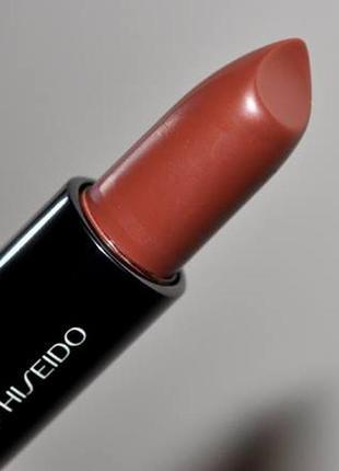 Shiseido новая полноценная помада, не тестер, тон № br735.