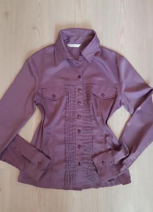 Блузка рубашка р.40 (m)