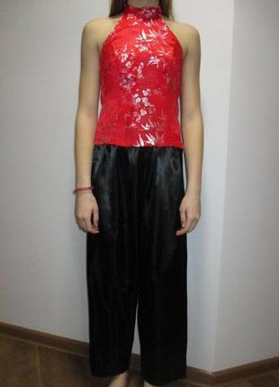 Китаянка китайский традиционный костюм 42
