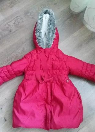 Курточка пальто єврозима junior