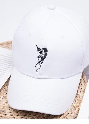 Бейсболка фея головные уборы кепка панамка 13226