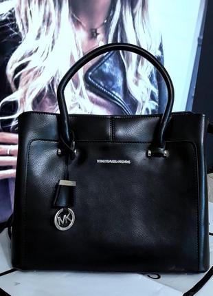 Кожаная сумка женская стильный дизайн  натуральная кожа