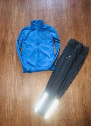 Спортивный костюм adidas lionel messi, оригинал, указано 11-12 лет
