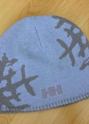 Очаровательная шапка helly hansen (оригинал)