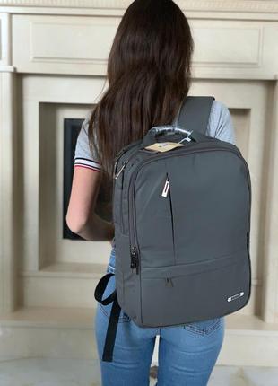 Рюкзак міський з відділення для ноутбука унісекс