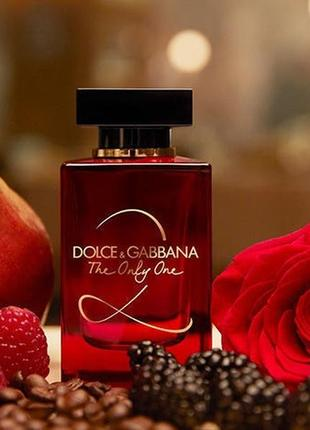 Оригинал🌟dolce&gabbana🌹 the only one 2