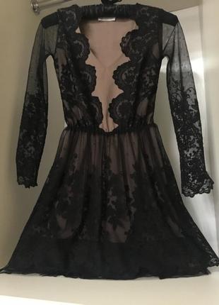 Кружевное коктейльное платье вечернее платье шикарное платье