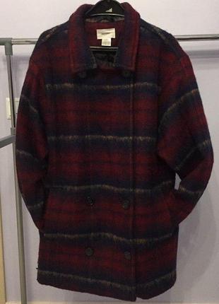 Стильное пальто la redoute в стиле boyfriend