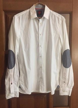 """Классная мужская рубашка """"strellson""""."""