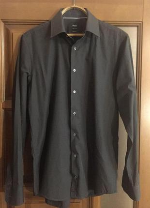 """Классная мужская рубашка """"strellson """"."""