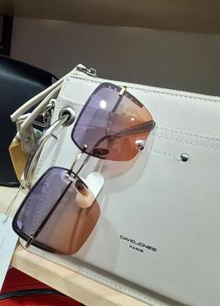 Красивые градиентные очки rita bradley polarized