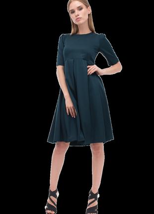 Платье насыщенного цвета р.42-44 sezone.