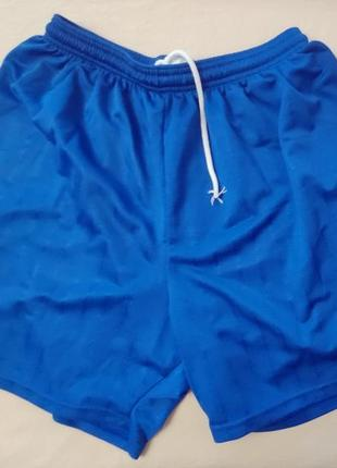 Футбольные винтажные шорты