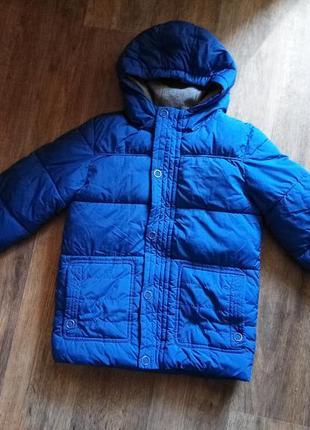 Куртка осень/теплая зима.