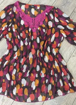 Пляжное платье, туника george р. xl