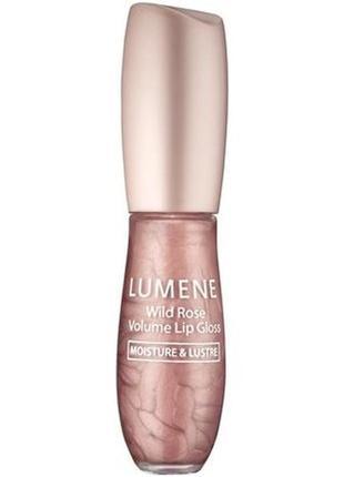 Блиск для  губ  lumene wind  rose/ блеск для губ