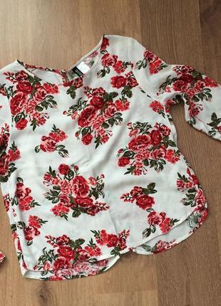 Блуза кофточка блуза