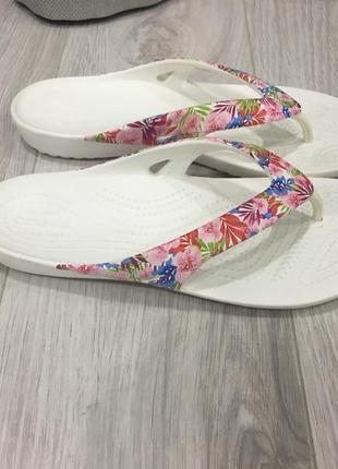 Вьетнамки crocs женские оригиналы