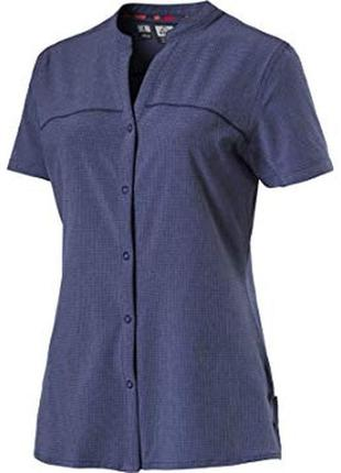 Женская трекинговая рубашка/блуза  mckinley  palmer ii wms