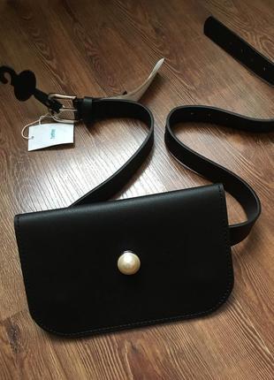 Поясная сумка-кошелёк