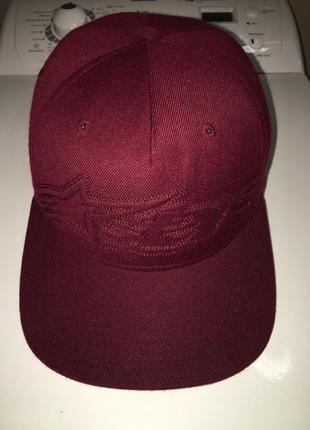 Крутая кепка бейс alpinestars