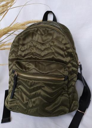 Рюкзак стеганный parfois